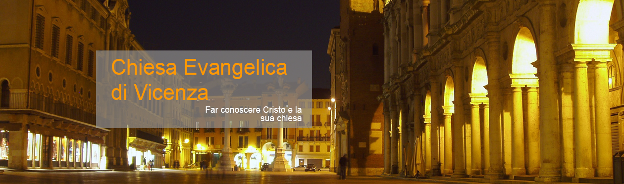 Chiesa Cristiana Evangelica di Vicenza